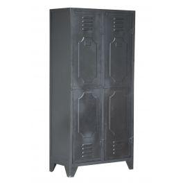 Indus 2 door locker unit